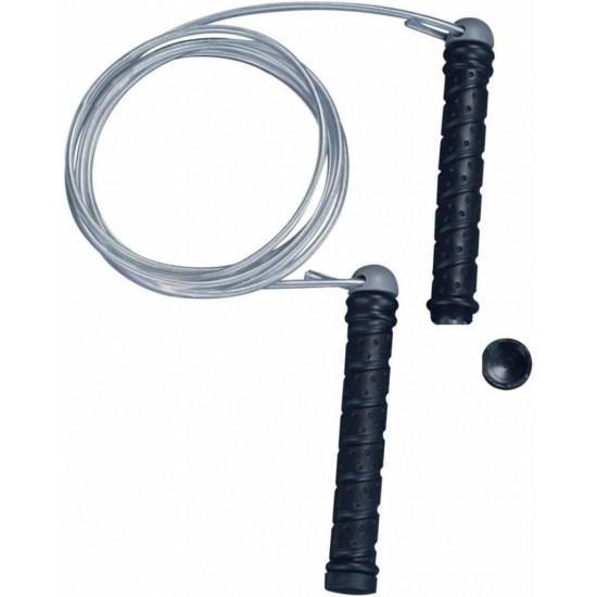 Hammer verstelbare springtouw SPEED PRO PVC-staal verstelbaar tot 3,50 meter
