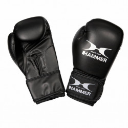 Hammer Boxing Kinderbokshandschoenen Blitz - PU - Zwart8 OZ