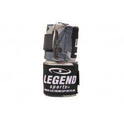 Bandages 4,5M Legend Premium  diverse kleuren - Kleuren: Camo grijs