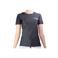Sportshirt dames Legend DryFit Zwart - Maat: L