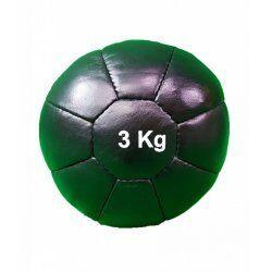 Medicijn Ball Leder 5kg Legend - Gewicht: 3KG