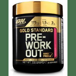 Optimum Nutrition Pre-workout Gold Fruit Punch - Default