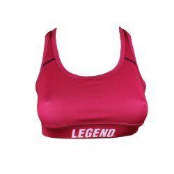 Sport BH DryFit Legend  Crimson Rood - Maat: L