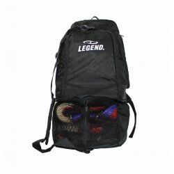 Sporttas Legend aanpasbaar backpack tas 2 in 1 zwart - Default